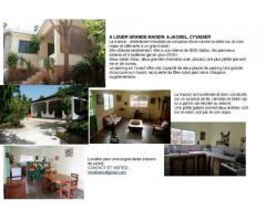 Belle maison proche des plages, à Jacmel, Cyvadier