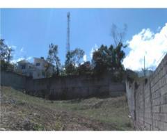 17 centiemes de terrain a vendre a Thomasiin 32, Petionville