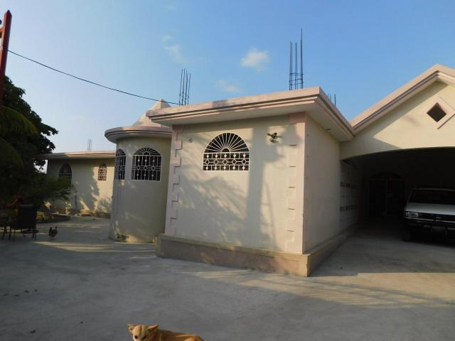 Beautiful One Family House for sale delmas 33, Haiti